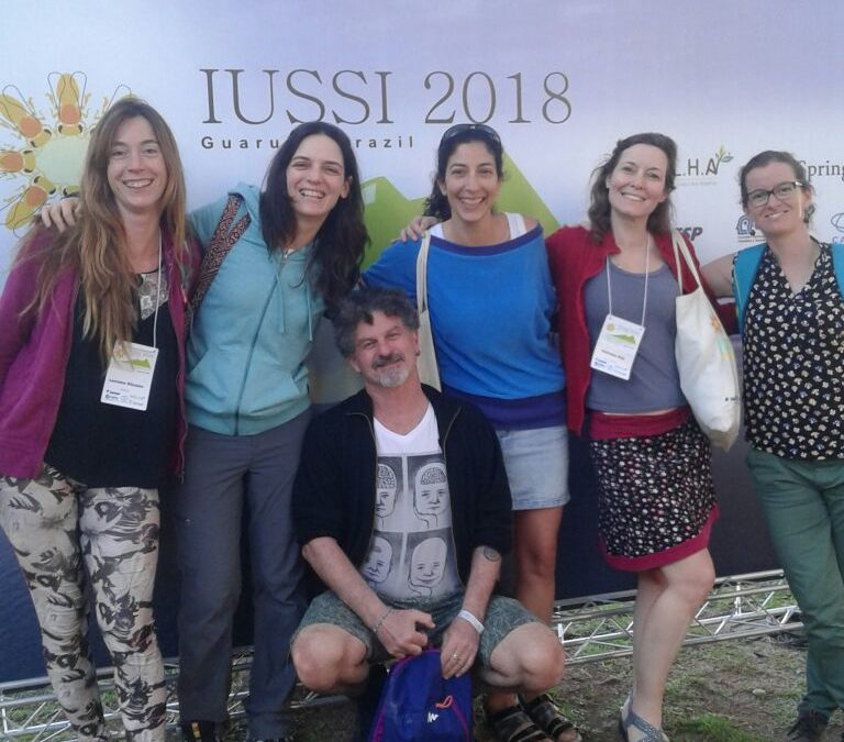 LIHO in the Meeting of the International Union for the Study of Social Insects (IUSSI)